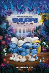 Smurfs: The Lost Village @ Charles Hicking Park